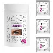 Набор составов Sexy Lamination №2 Volume Fixer, 3 саше по 2 мл